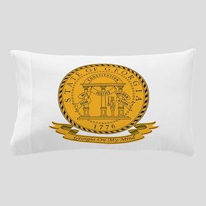Georgia Seal Pillow Case