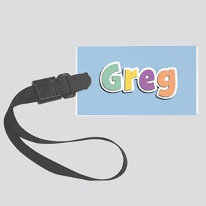 Greg Spring14 Large Luggage Tag