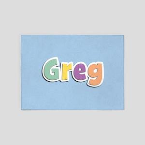 Greg Spring14 5'x7'Area Rug