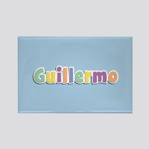 Guillermo Spring14 Rectangle Magnet