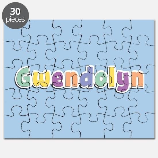 Gwendolyn Spring14 Puzzle