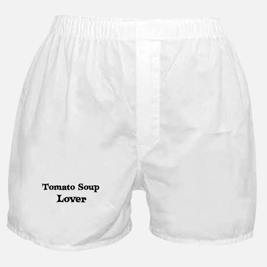 Tomato Soup lover Boxer Shorts