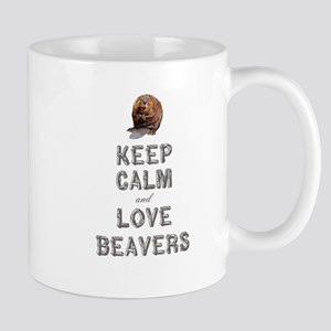 Wood Badge Beaver Mug