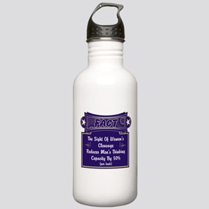 Sight of Cleavage Water Bottle