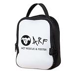 ARF_logo_new Neoprene Lunch Bag