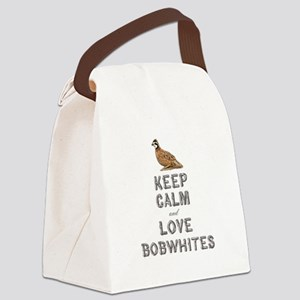 Bobwhites Canvas Lunch Bag