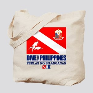 Dive The Philippines Tote Bag
