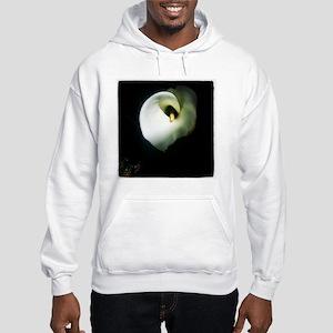 calla lily1 Hooded Sweatshirt