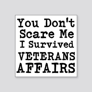 You Dont Scare Me I Survived Veterans Affairs Stic