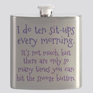 Morning Exercise Flask