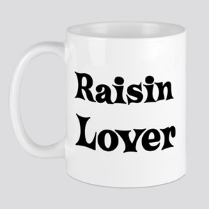 Raisin lover Mug