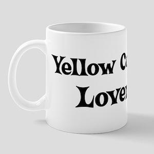 Yellow Corn lover Mug