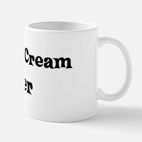 Whipped Cream lover Mug