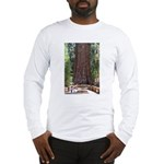 General Sherman Sequoia with Girls Long Sleeve T-S