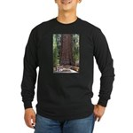 General Sherman Sequoia with Girls Long Sleeve Dar