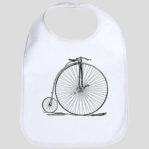 Vintage Penny Farthing Bicycle Bib