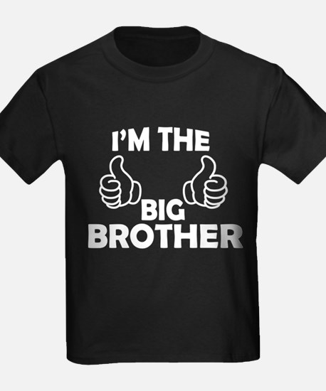 I am the Big Brother T-Shirt