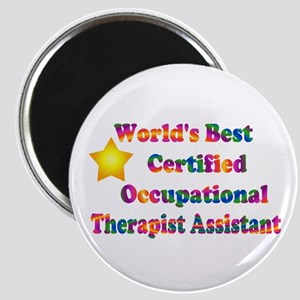 World's Best COTA Magnet
