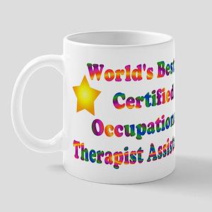 World's Best COTA Mug