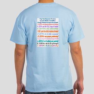 Up Late COTA Light T-Shirt