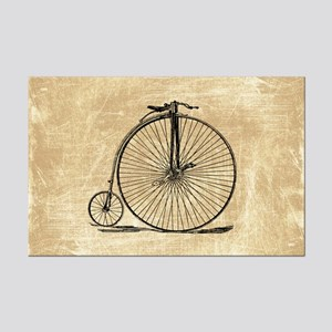 Vintage Penny Farthing Bicycle Posters