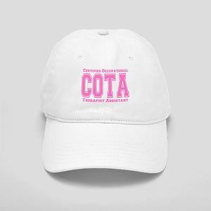 Pink Collegiate COTA Cap