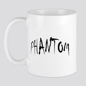 Phantom Halloween Mug