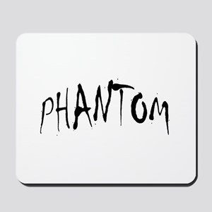 Phantom Halloween Mousepad