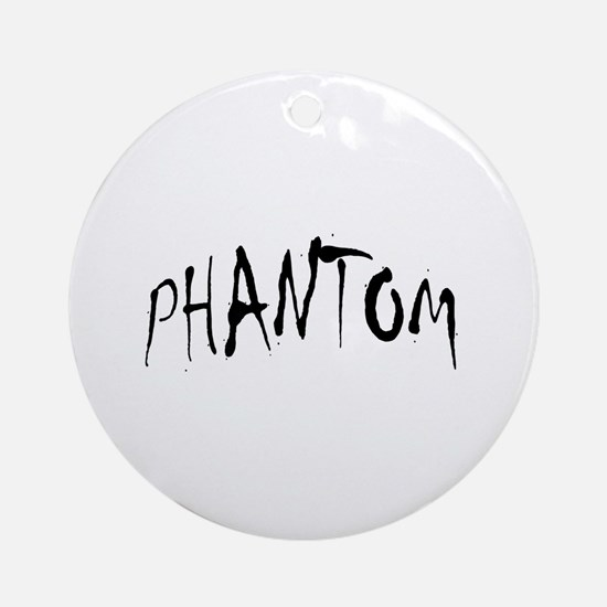 Phantom Of The Opera Christmas Ornament | CafePress