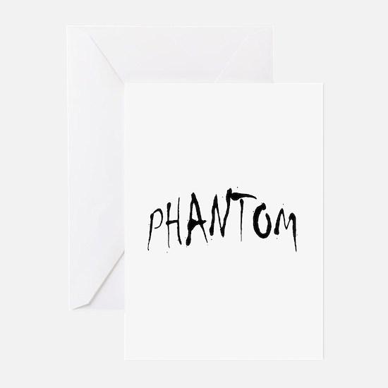 Phantom Halloween Greeting Cards (Pk of 10)