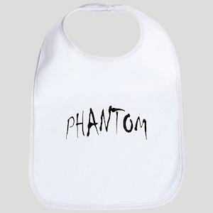 Phantom Halloween Bib