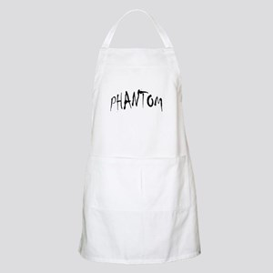 Phantom Halloween BBQ Apron