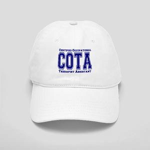 Blue Collegiate COTA Cap