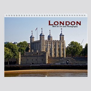 Images Of London Wall Calendar