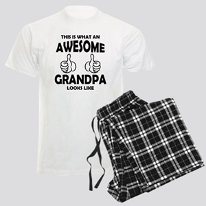 Awesome Grandpa Looks Like Pajamas