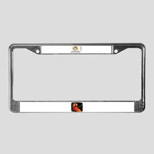 THANKS MOM FOR ALL YOUR LOVE   License Plate Frame