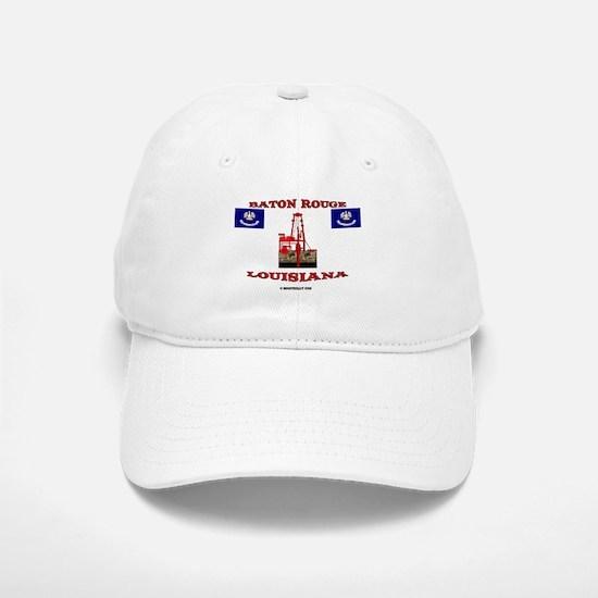 Baton Rouge Baseball Baseball Cap