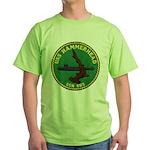 USS HAMMERHEAD Green T-Shirt
