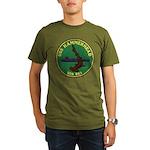 USS HAMMERHEAD Organic Men's T-Shirt (dark)