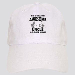 Awesome Uncle Looks Like Baseball Cap