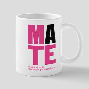 Soulmate (MATE Pair Couple Shirt) Mugs