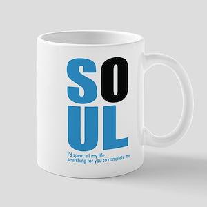 Soulmate (SOUL Pair Couple Shirt) Mugs