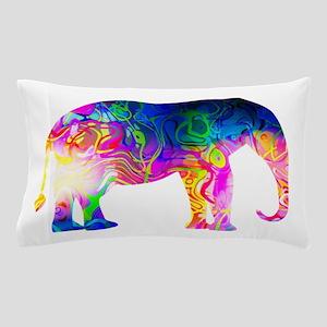 Cool spaghetti Elephant Pillow Case