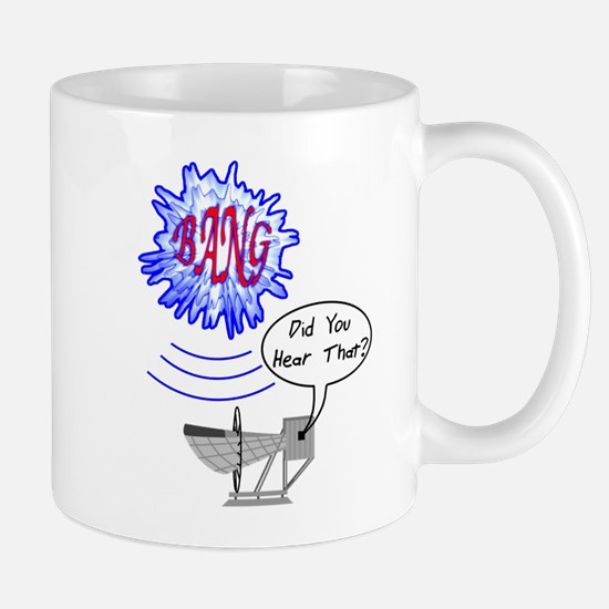 Echo Of Big Bang Mugs