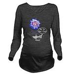 Echo Of Big Bang Long Sleeve Maternity T-Shirt