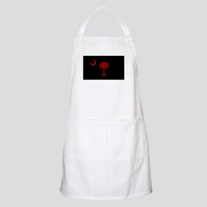 South Carolina Flag BBQ Apron