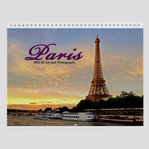 Images Of France Wall Calendar