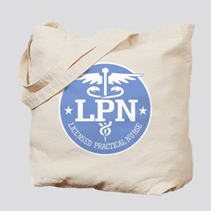 Caduceus LPN Tote Bag