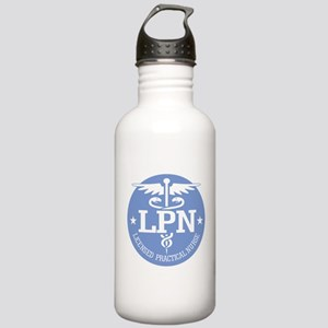 Caduceus LPN Water Bottle