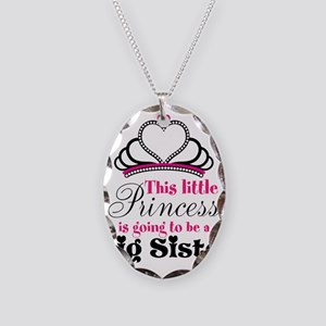 Big Sister to be Princess Necklace